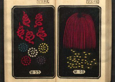 Catalogue de feu d'artifice - Hirayama 1898 (50)