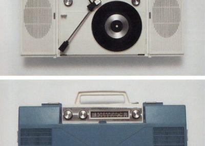 Lecteurs vinyles portables japonais - Emi Itsuno (2023)