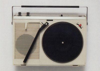 Lecteurs vinyles portables japonais - Emi Itsuno (2026)