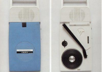 Lecteurs vinyles portables japonais - Emi Itsuno (2027)