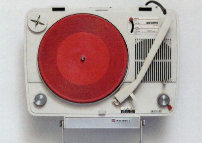 Lecteurs vinyles portables japonais - Emi Itsuno (2031)