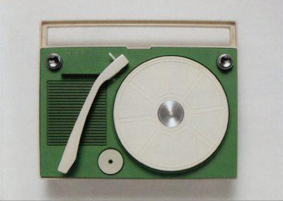 Lecteurs vinyles portables japonais - Emi Itsuno (2035)
