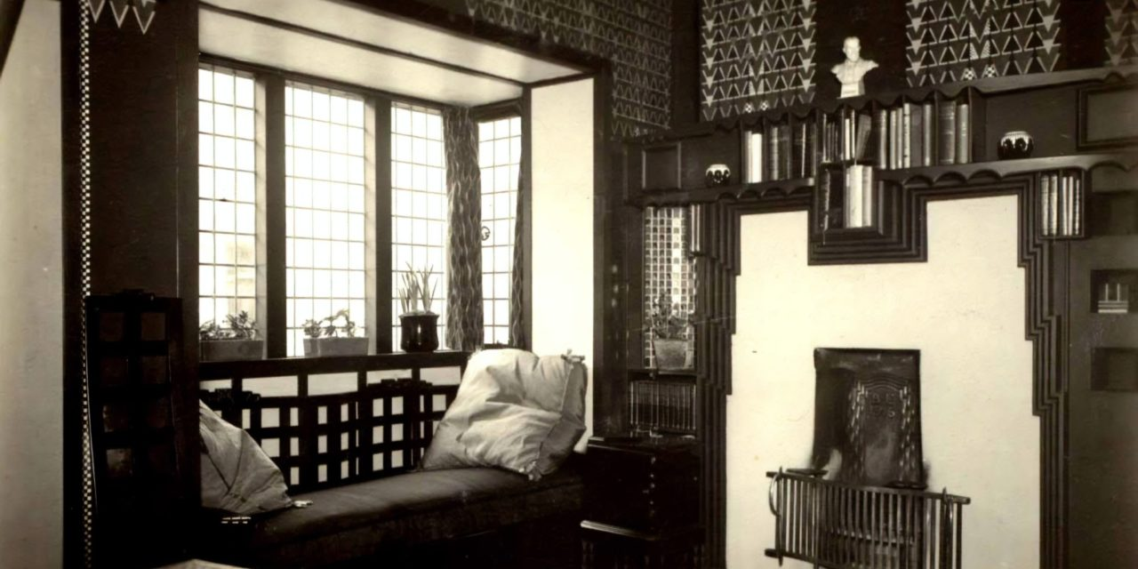 78 Derngate – Charles Rennie Mackintosh
