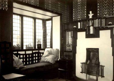 78 Derngate – Charles Rennie Mackintosh 1916 (10)