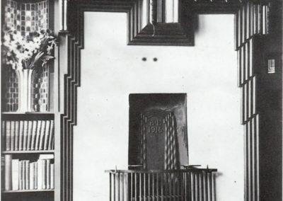 78 Derngate – Charles Rennie Mackintosh 1916 (11)
