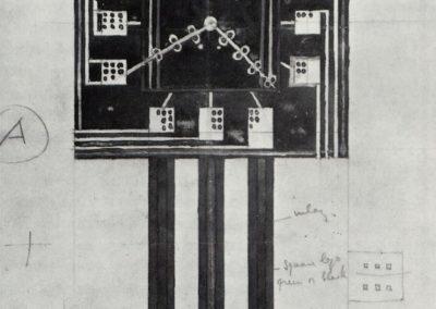 78 Derngate – Charles Rennie Mackintosh 1916 (9)