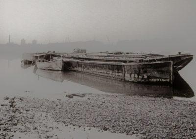 Along the Thames - John Claridge 1964 (1)