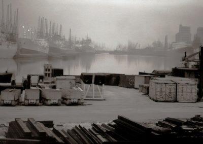 Along the Thames - John Claridge 1964 (17)