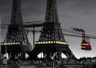 Avril et le monde truqué - Jacques Tardi 2015 (29)