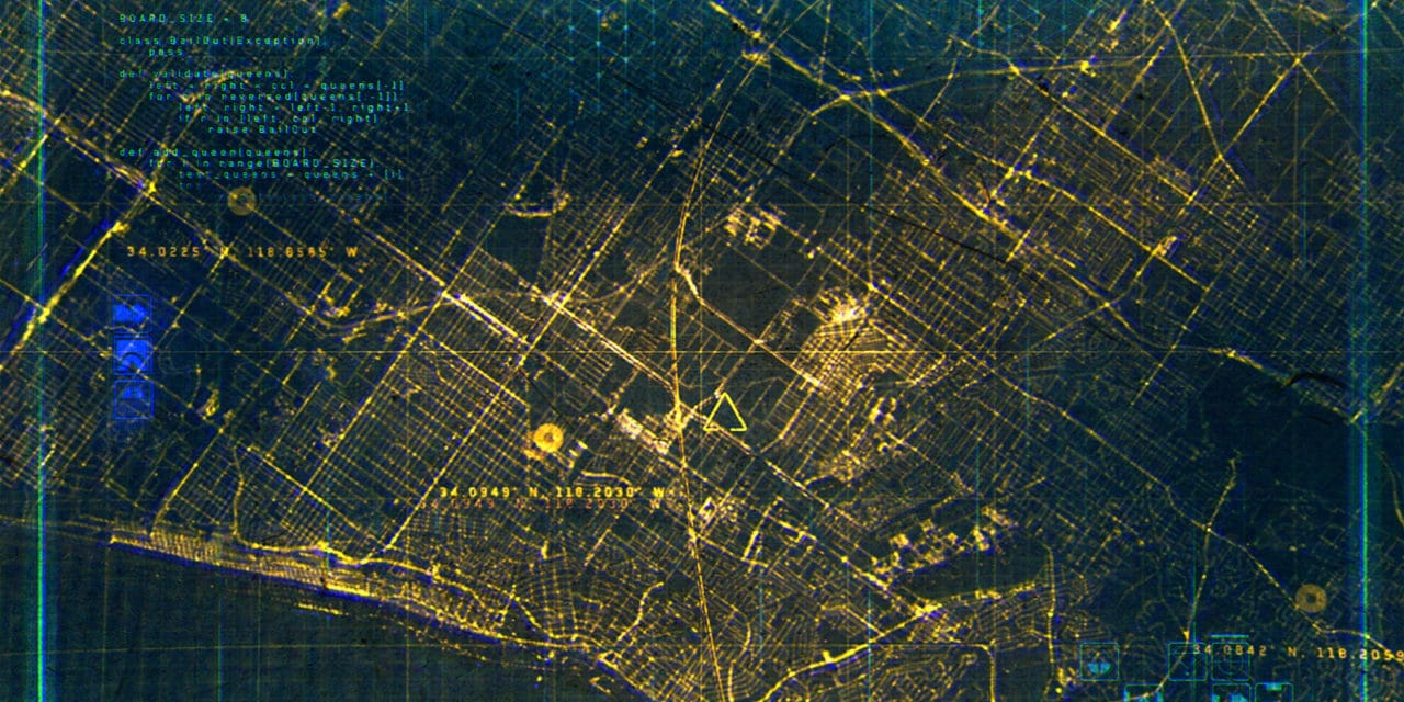 Les interfaces de Blade Runner 2049 – Dennis Gassner