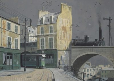 City of silent sound - James McNaught (1996)