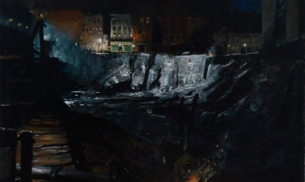 N'entre pas sans violence dans cette bonne nuit – Dylan Thomas