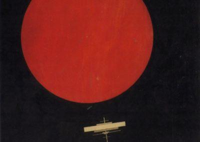 Kosmos - Ilia Chashnik (1925)