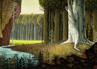 La belle au bois dormant - Eyvind Earle 1959 (15)