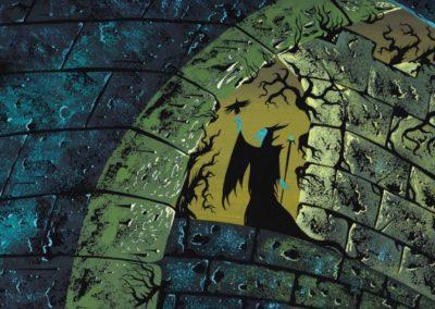 La belle au bois dormant - Eyvind Earle 1959 (26)