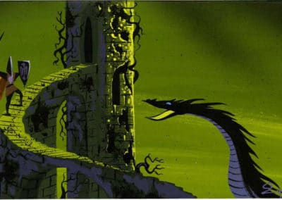 La belle au bois dormant - Eyvind Earle 1959 (5)