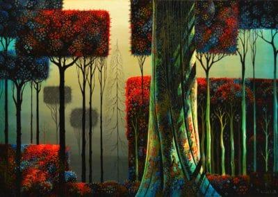 La belle au bois dormant - Eyvind Earle 1959 (7)