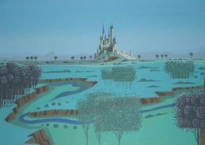 La belle au bois dormant - Eyvind Earle 1959 (9)