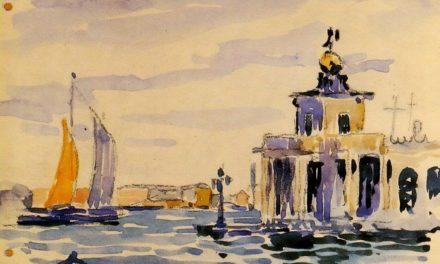 Gondoles – Rainer Maria Rilke