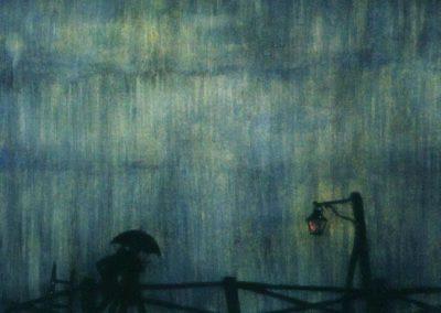 Les possedes - Mstislav Dobuzhinsky (1913)
