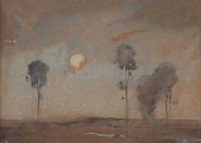 Lever de lune - Felix Russman (1932)