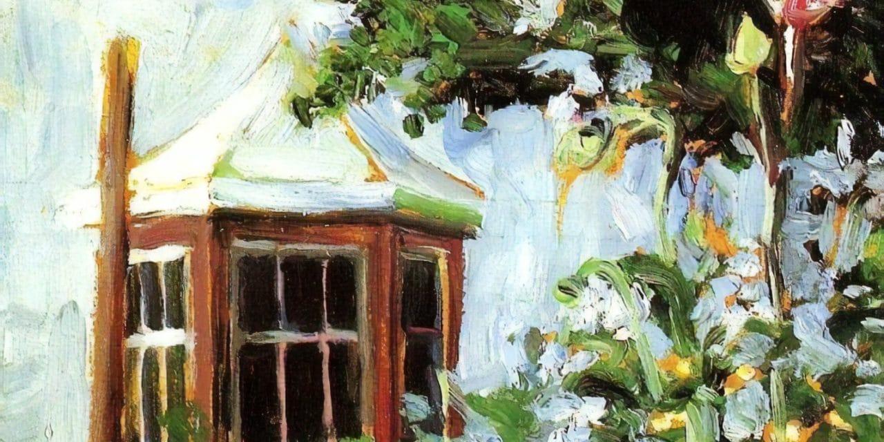 Le rossignol et la rose – Oscar Wilde