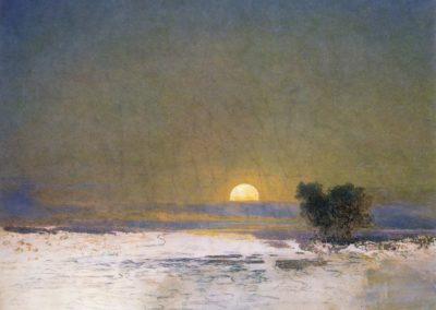 Moonrise -Adalbert Stifter (1855)
