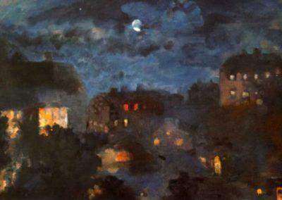 Nuit - Nikolai Sapunov (1901)
