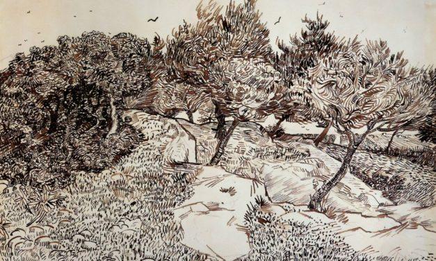 Ma bohème – Arthur Rimbaud