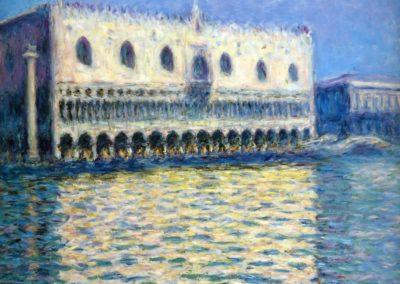 Palazzo Ducale - Claude Monet (1908)