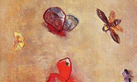 A une fleur séchée dans un album – Alphonse de Lamartine