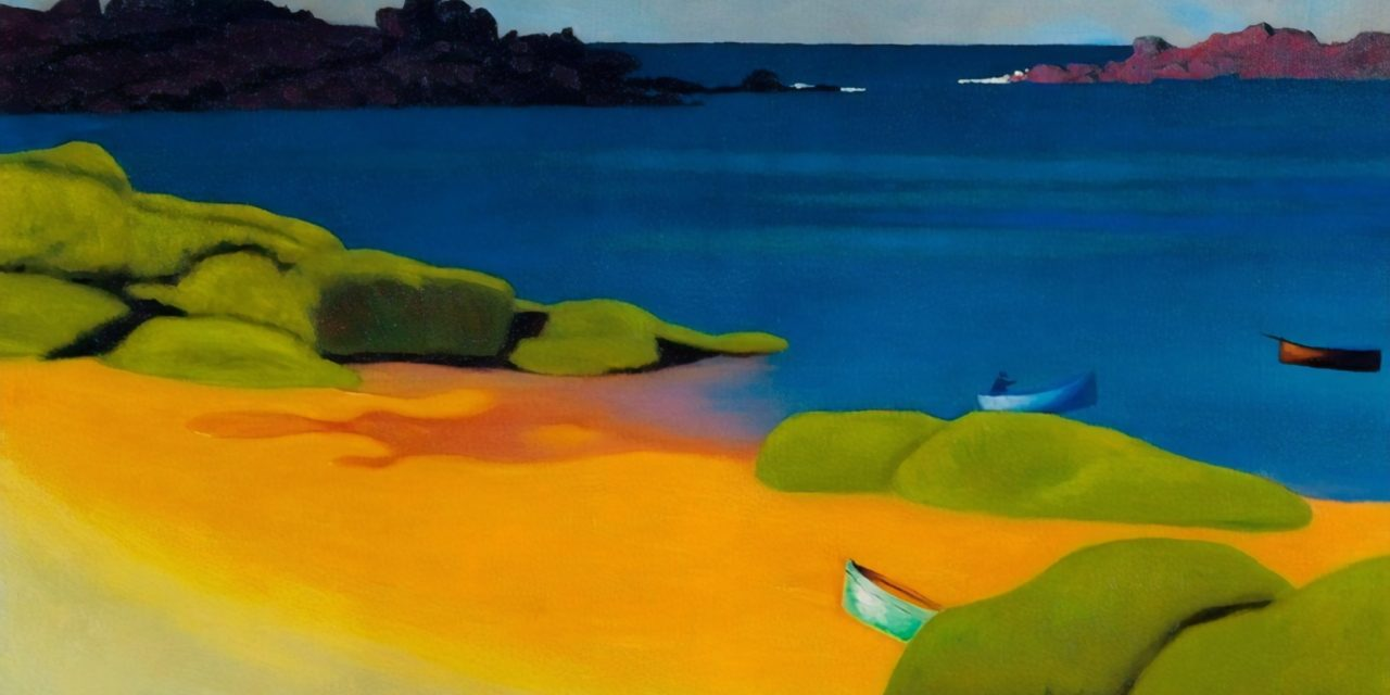 L'île du lac d'Innisfree – William Butler Yeats