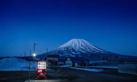 Roadside lights – Eiji Ohashi