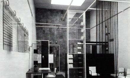 Room for a man – Franco Albini