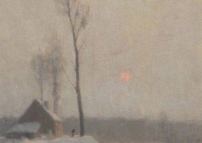 Soleil d'hiver - Alexandre Jacob (1923)