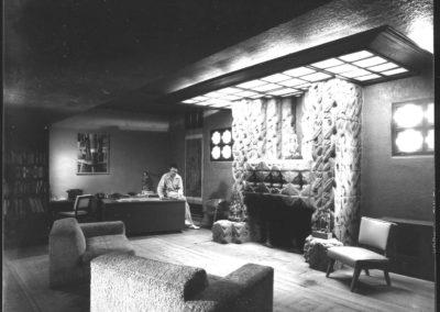 Sowden house - Lloyd Wright 1926 (3)