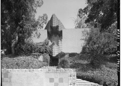Sowden house - Lloyd Wright 1926 (6)