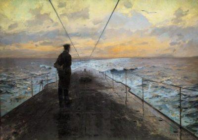 The Commander - Claus Bergen (1918)