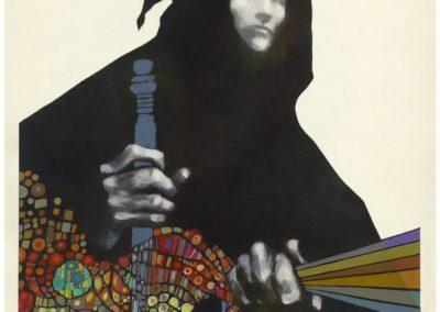 The traveller in black - Leon Dillon (1971)