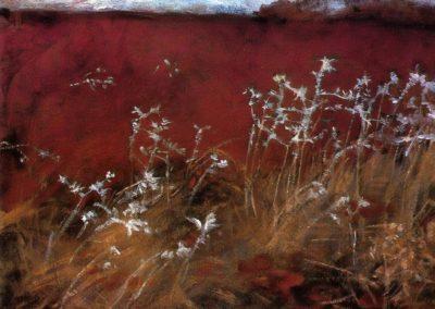 Thistles - John Singer Sargent (1883)