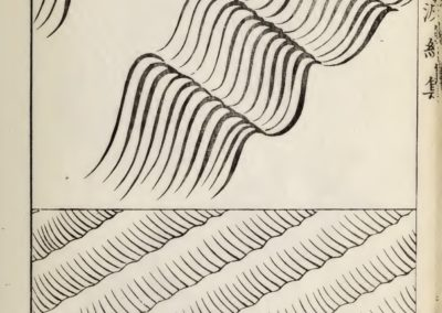 Vagues et ondulations - Mori Yuzan 1919 (13)