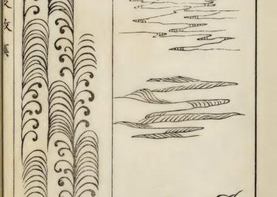 Vagues et ondulations - Mori Yuzan 1919 (16)