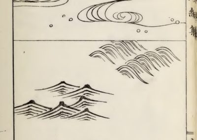 Vagues et ondulations - Mori Yuzan 1919 (18)