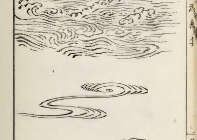 Vagues et ondulations - Mori Yuzan 1919 (19)