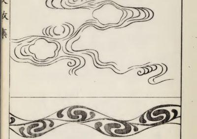 Vagues et ondulations - Mori Yuzan 1919 (20)