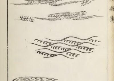 Vagues et ondulations - Mori Yuzan 1919 (22)