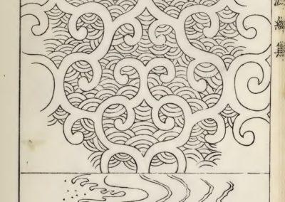Vagues et ondulations - Mori Yuzan 1919 (9)
