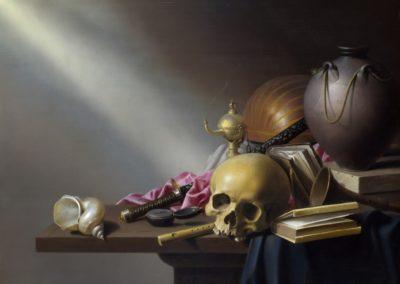 Vanité - Harmen Steenwyck (1639)