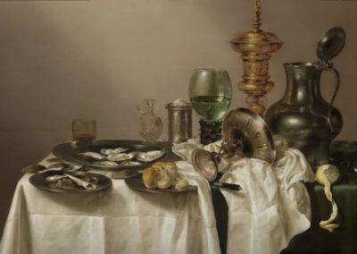 Vanité - Willem Claesz Heda (1635)