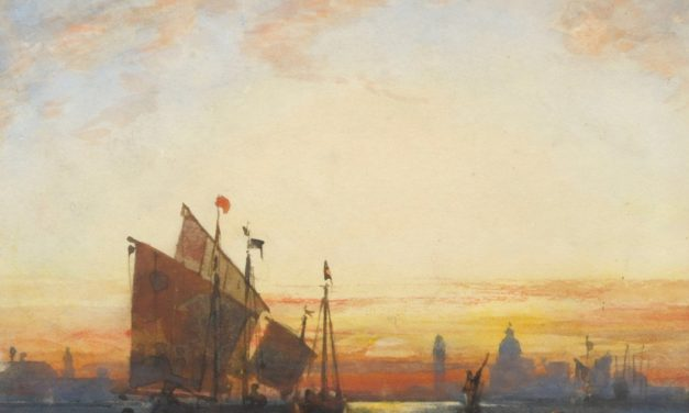 Oceano nox – Victor Hugo